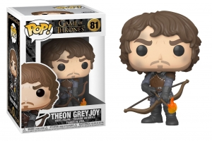 POP TV: GoT - Theon w/Flaming Arrows
