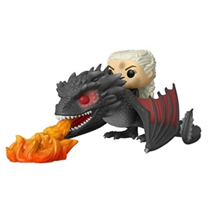 POP Rides: GOT - Daenerys on Fiery Drogon