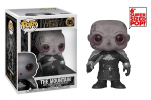 "POP TV: GOT - 6"" The Mountain (Unmasked)"