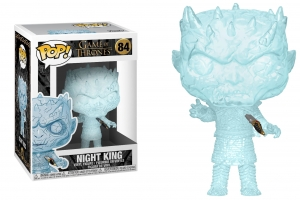 POP TV: GoT - Crystal Night King w/Dagger in Chest