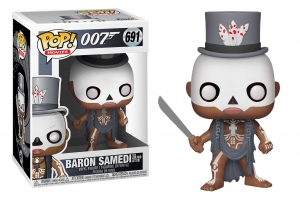 POP Movies: James Bond -Baron Samedi