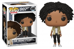 POP Movies: James Bond S2 - Eve Moneypenny