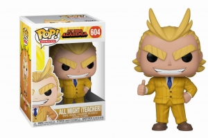 POP Animation: MHA S3 - Teacher All Might