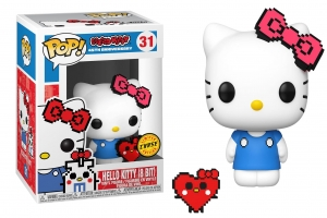 Pop Sanrio: Hello Kitty 8bit chase