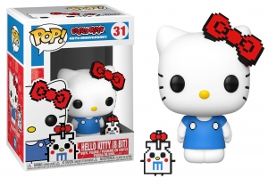 Pop Sanrio: Hello Kitty 8bit