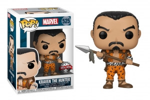 POP Marvel: Marvel - Kraven the Hunter