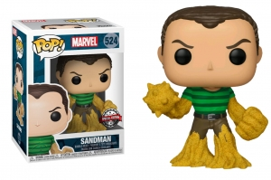POP Marvel: Marvel - Sandman
