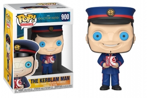 POP TV: Doctor Who - The Kerblam Man