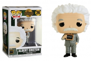 POP Icons: Albert Einstein