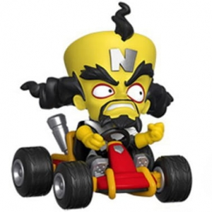 NEO CORTEX  - Crash Bandicoot Minis Crash Team Racing Nitro-Fueled