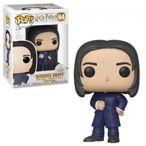 POP Harry Potter: HP S8 - Severus Snape (Yule)