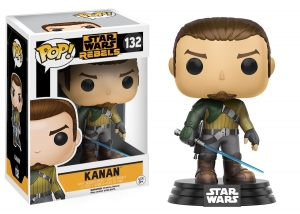 Pop! Star Wars: Rebels - Kanan