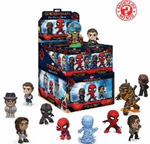 Spider-man Far from home Mystery Minis
