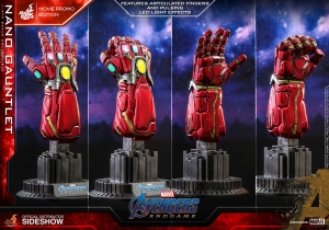 Nano Gauntlet (Movie Promo Edition) Hot Toys