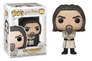 POP Harry Potter: HP S8 - Igor Karkaroff (Yule)