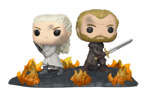 POP Moment: GoT - Daenerys & Jorah B2B w/Swords