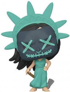 Funko Pop! Movies: The Purge (Election Year)- Lady Liberty