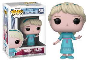 Pop! Disney: Frozen 2 - Young Elsa