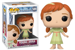 Pop! Disney: Frozen 2 - Young Anna