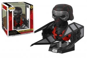 POP Deluxe: Star Wars Ep 9 - Supreme Leader Kylo Ren