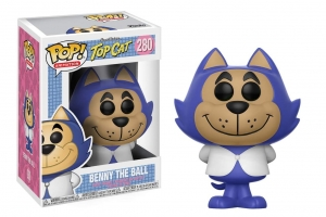 POP Animation Top Cat - Benny the Ball