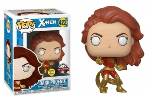 POP Marvel: Dark Phoenix - Dark Phoenix (Glow in the Dark)