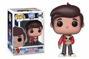 Funko Pop! Disney Star vs The Forces of Evil - Marco)