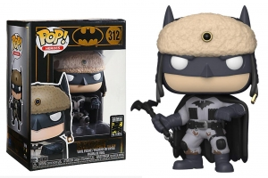 POP Heroes: Batman 80th - Red Son Batman (2003)