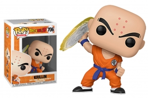 Pop! Animation: Dragonball Z - Krillin  with disc