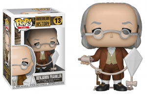 POP Icons: History - Benjamin Franklin