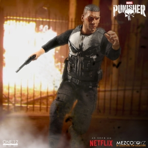 THE ONE:12 COLLECTIVE PUNISHER