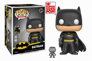 "POP Heroes: DC- 18"" Batman"