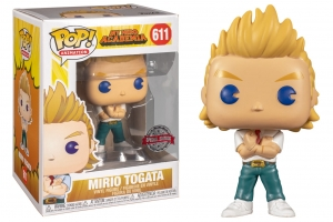POP Animation: MHA S3 -Mirio TOGATA