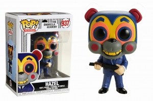 POP TV: Umbrella Academy - Hazel w/mask