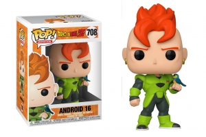 Pop! Anime: Dragon Ball Z - Android 16