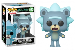Pop! Cartoons: Rick and Morty - Teddy Rick