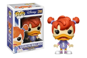 Pop! Disney: Darkwing Duck - Gosalyn Mallard