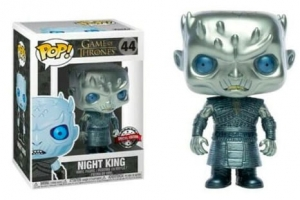 Pop! TV: Game of Thrones - Night King metallic