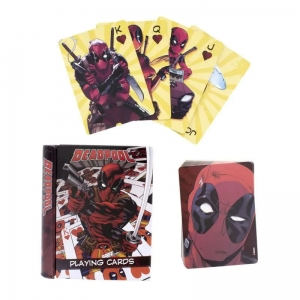 Marvel: Deadpool Playing Cards