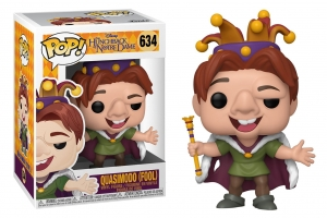 POP Disney: Hunchback of ND - Quasimodo - Fool