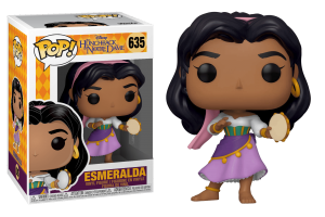 POP Disney: Hunchback of ND - Esmeralda