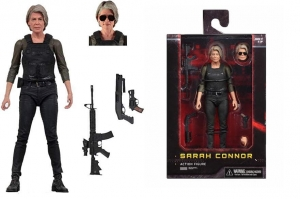 Terminator Dark Fate: Sarah Connor - 7 inch scale Action Figure