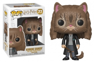 Pop Harry Potter: Series 5 (2018) - Hermione (as Cat) POP! VINYL