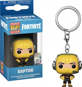 Pop! Keychain: Fortnite Raptor