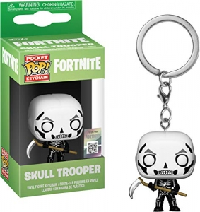 Pop! Keychain: Fortnite Skull Trooper