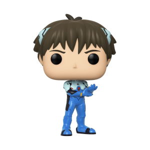POP Animation: Evangelion - Shinji Ikari