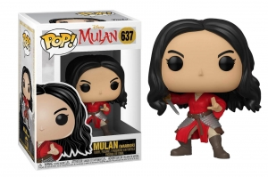 POP Disney: Mulan (Live) - Warrior Mulan