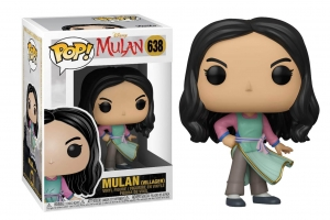 POP Disney: Mulan (Live) - Villager Mulan