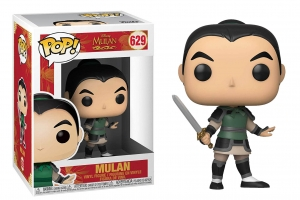 POP Disney: Mulan - Mulan as Ping