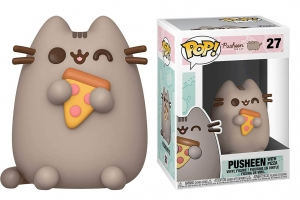 Pop! Cartoons: Pusheen - Pusheen with pizza
